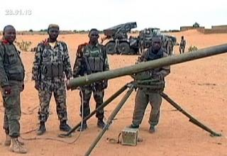 ПУ типа 9П132 и БМ-21-1. http://www.euronews.com/2013/01/30/mali-french-seek-allies/
