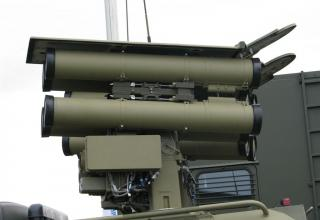 Демонстрационный вариант вооружения демонстрационного варианта многоцелевого ракетного комплекса