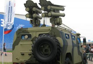 Демонстрационный вариант многоцелевого ракетного комплекса