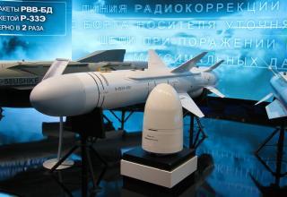 Макет тактической противокорабельной ракеты Х-35УЭ. ©С.В.Гуров (Россия, г.Тула)