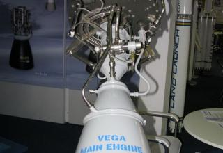 Макет ракетного двигателя. ©С.В.Гуров (Россия, г.Тула)