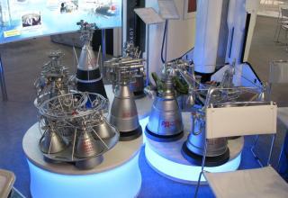 Макеты ракетных двигателей. ©С.В.Гуров (Россия, г.Тула)
