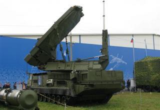 Демонстрационный вариант многоканальной станции наведения ракет 9С32МЭ. ©С.В.Гуров (Россия, г.Тула)