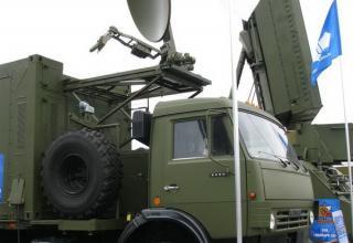 Демо вариант унифицированного мультирадарного модуля съёма радиолокационной информации. Мобильный вариант ВИП-117М3. ©С.В.Гуров