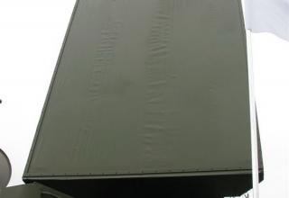 Демовариант радиолокационного комплекса разведки позиций ракет и артиллерии