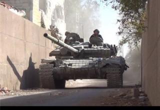 Сирийская армия. 2013 год. http://english.farsnews.com/imgrep.aspx?nn=13921014001371