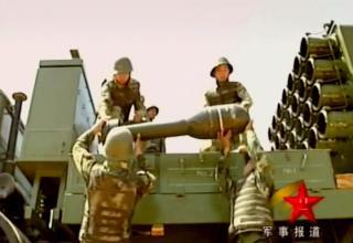 Неизвестный вариант боевой машины (Китай)