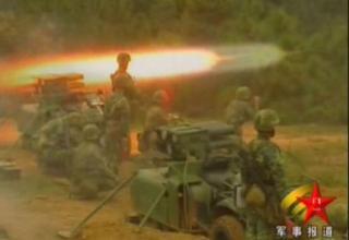 Мотоциклетная ракетная установка (Китай)