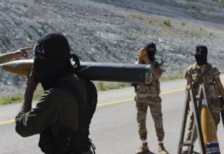 ССА. Район Jabal al-Akrad, провинция Латтакия. Reuters. http://www.allvoices.com