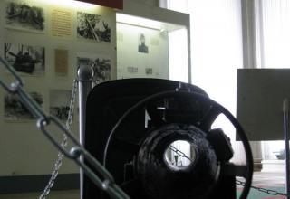 Макет 88-мм германского противотанкового ружья