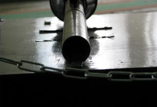 Макет германского динамо-реактивного гранатомёта