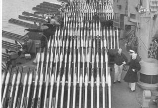 ВМС США. Вторая мировая война. http://en.wikipedia.org/wiki/Rocket_artillery