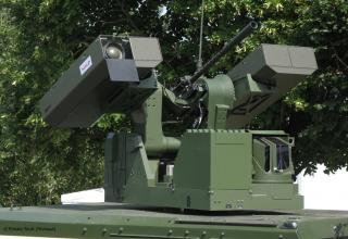 Макет комплекса MPCV MMP европейского концерна MBDA. ©Tomasz Szulc (Польша).