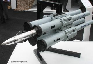 Макет LMM от концерна Thales. ©Tomasz Szulc (Польша).
