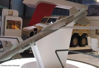Макет ракеты AL-TARIQ. ©Tomasz Szulc (Польша)
