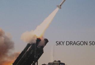 ПУ зенитно-ракетного комплекса Sky Dragon 50 во время стрельбы (Китай). ©Tomasz Szulc (Польша)