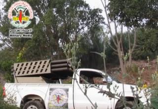 Автоматизированная боевая машина Бригад Аль-Кудс. https://www.youtube.com/watch?v=J4QyD-0Jpy0