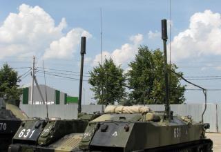 БМД-1КШ. ©С.В. Гуров (Россия, г.Тула).