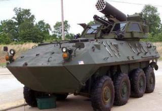 Зенитный пушечно-ракетный комплекс LAV-AD (США). http://vk.com/wall-64901904?offset=280