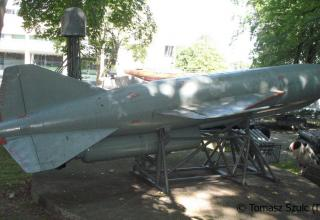 Макет ПКР П-15. ©Tomasz Szulc (Польша).