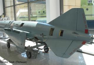 Макет ПКР П-21. ©Tomasz Szulc (Польша).