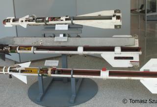 Р-60K, K-13M и Р-3Р. ©Tomasz Szulc (Польша).