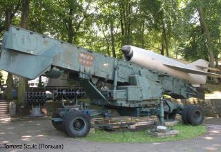 Макет ракетного комплекса