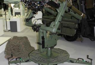 Макет новой спаренной ПУ для ПЗРК Гром. Фото: Т.Шульц©.