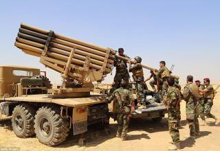 Курдские боевики. Мосул. Ирак. 08 или 07.08.2014. http://www.dailymail.co.uk