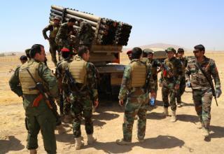 Курдские боевики. Мосул. Ирак. 08.08.2014. http://o.aolcdn.com