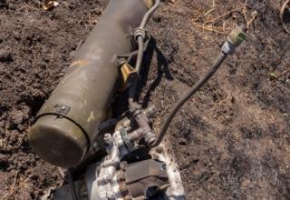 Остатки ракеты ОТРК
