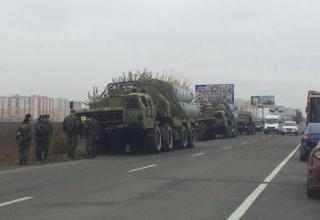 Через Одессу ВСУ перебрасывают ЗРК «С-300». http://voicesevas.ru/ от 29.10.2014 г.