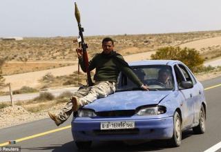 Около Вади аль Хамра. http://www.dailymail.co.uk/news/article-1370412/Libya-war-Rebels-attack-Gaddafi-troops-close-Sirte.html