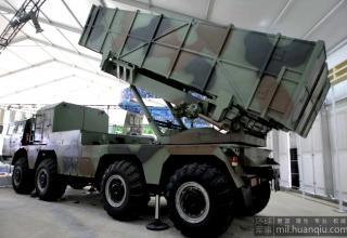 Демонстрационный вариант пусковой установки системы С1