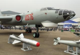 Бомбардировщик J-6 китайской сборки и боеприпасы. edition.cnn.com/2014/11/13/world/asia/china-stealth-fighter-analysis/