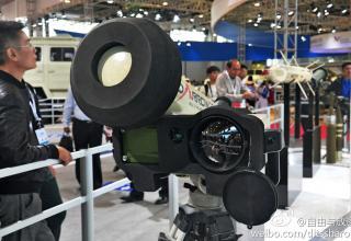 ПУ ПТРК. (Китай). www.china-defense-mashup.com/hj-12-anti-tank-missile-in-2014-zhuhai-air-show.html