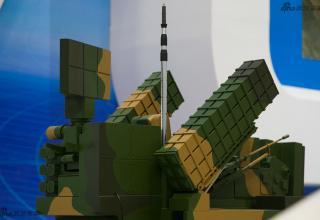 Боевой модуль макета ПУ ЗРК (Китай). http://www.china-defense-mashup.com/fk-3000-defense-system-in-2014-zhuhai-air-show.html