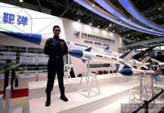 Противобаллистические мишени (Китай). www.china-defense-mashup.com/anti-ballistic-target-missile-in-2014-zhuhai-air-show.html