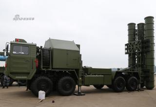 ПУ дальнобойного ЗРК HQ-9 LRSAM. http://defenceforumindia.com/forum/china/64618-airshow-china-2014-11th-nov-16th-nov-5.html