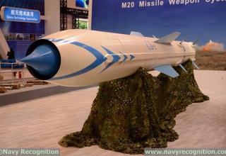 Макет сверхзвуковой противокорабельной крылатой ракеты CX-1 (Китай). http://nosint.blogspot.ru 13.11.2014 г.