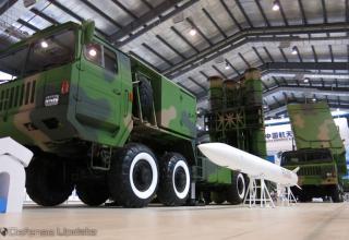 FD-2000. C-300.Фото:Tamir Eshel, Defense-Update. errymath.blogspot.ru/2014/11/zhuhai-air-show-2014-air-defense.html#.VHhzVWfYc1I