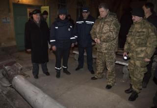 Рабочая поездка Порошенко в Краматорск. 10.02.2014 г. http://www.president.gov.ua/ru/gallery/2408.html#40691
