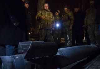 Рабочая поездка Порошенко в Краматорск. 10.02.2014 г. http://www.president.gov.ua/ru/gallery/2408.html#40692