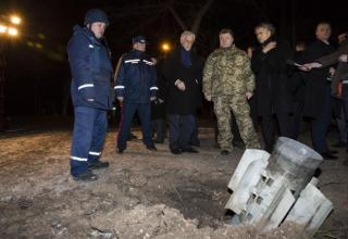 Рабочая поездка Порошенко в Краматорск. 10.02.2014 г. http://www.president.gov.ua/ru/gallery/2408.html#40700