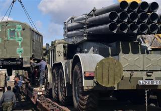 06.03.2015 г. Ж.д. вокзал. г.Артёмовск. http://www.presstv.ir/Detail/2015/03/06/400577/Russia-to-match-US-arms-to-Ukraine AFP