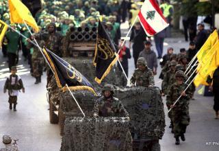 Военный парад в городе Набатия (Ливан) 07.11.2014г. www.shoah.org.uk
