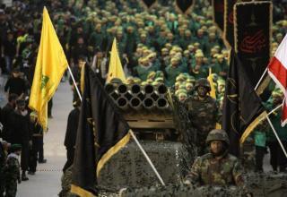 Военный парад в городе Набатия (Ливан) 07.11.2014г. www.usnews.com