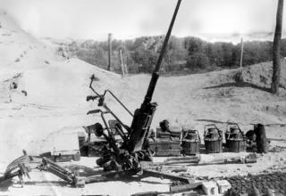 Орудие 20мм Oerlikon. Из Архива Фотостудии