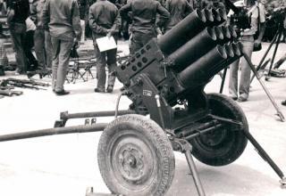 Установка серии Type 63 (Китай). Из Архива Фотостудии