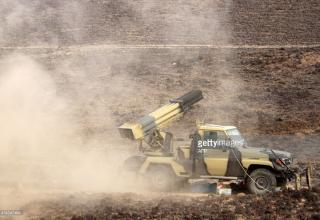 http://www.gettyimages.com/detail/news-photo/multi-rocket-launcher-is-seen-amid-dust-after-armed-yemeni-news-photo/474247464